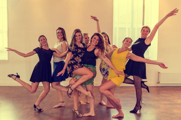 Salsa Workshop in Assen